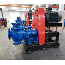 SMAHR75-C Gummi Centrifugal Slurry Pump